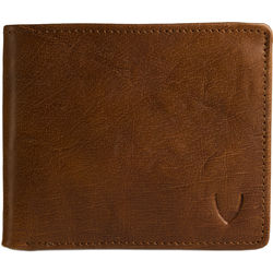 267-030 Men's wallet, khyber lamb,  brown