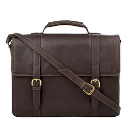 Sb Bennett 2 Briefcase, regular,  brown