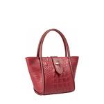Hermione Ee Women s Handbag Baby Croco,  marsala