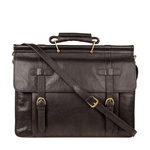 ROMA Briefcase,  brown