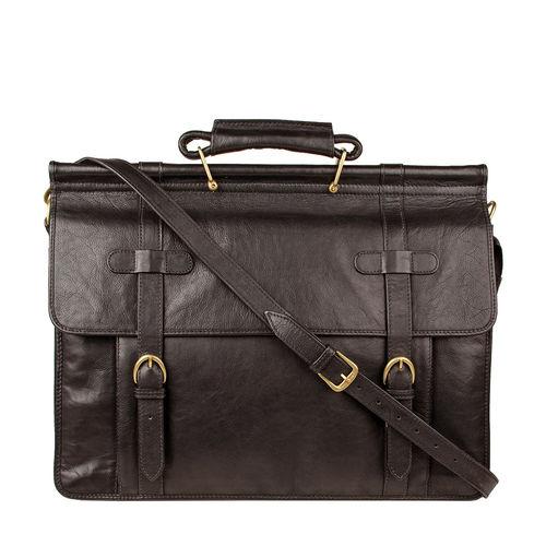 ROMA Briefcase,  brown