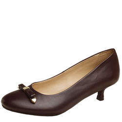 Elizabeth Women's shoes, 38,  chestnut