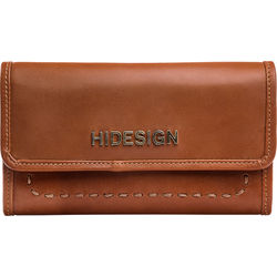 Ascot W2 Women's Wallet, Soho,  tan, soho