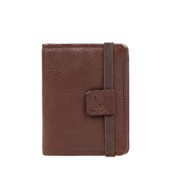 297 010B RF MENS WALLET REGULAR,  brown