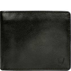 L105 Men's Wallet, Roma,  black