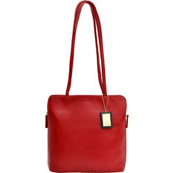 Kirsty Handbag, ranch,  red