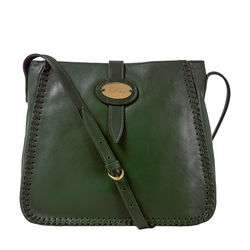 Amber 01 Women's Handbag, Roma,  emerald green