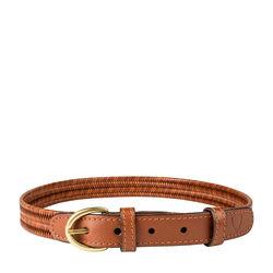 Florence Women's Belt, Ranchero, Free Size,  tan