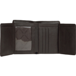 013 RF MENS WALLET ROMA,  brown