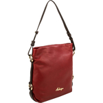Lucy 01 Women s Handbag, Thick Lamb Ranchero,  red
