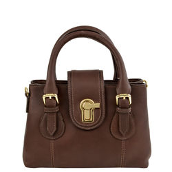 Ruby 01 Satchel,  brown