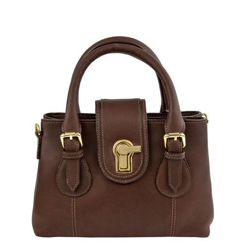Ruby 01 Women s Handbag, Cow Escada,  brown