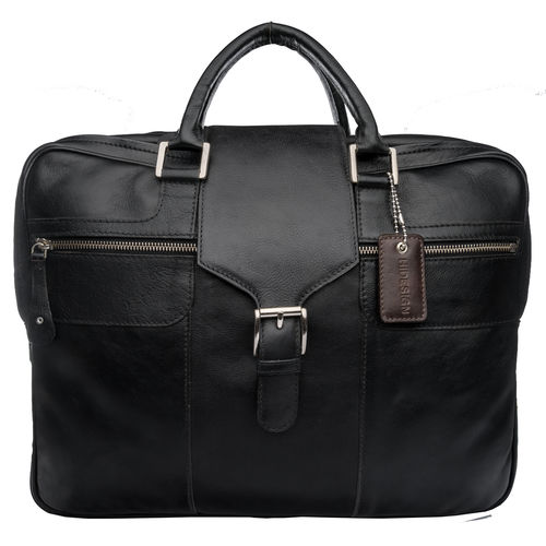 Golf 02 Briefcase,  black, regular