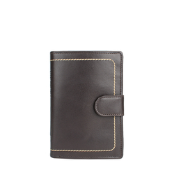 258-Ph (Rf) Men's wallet,  brown