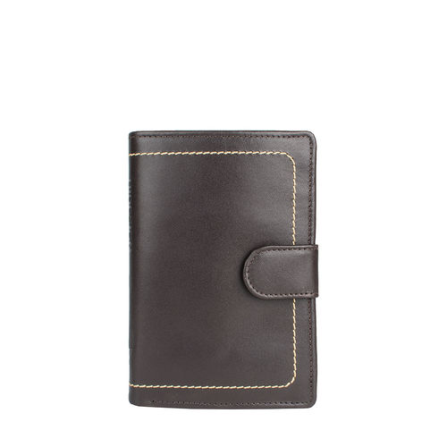 258-Ph (Rf) Men s wallet,  brown