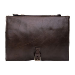 Ace Briefcase, regular,  brown