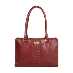 Treccia 01 Women's Handbag, Soho,  red