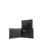 L109 (Rf) Men s wallet,  black