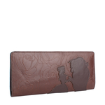 Rose W1 Women s wallet, Rose Emboss Mel Ranch,  brown