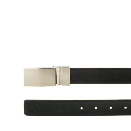 Robert 01 Men s Belt, Ranch Croco, 38-40,  black