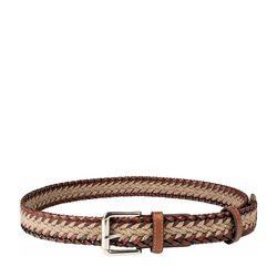 Napoli Men's belt, l,  tan
