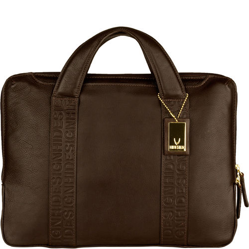 Laptop Sleeve 13s Men s Laptop Bag, Regular,  brown