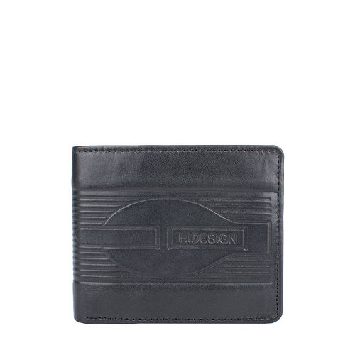 289-L103 (Rfid) Men s Wallet, Ranch Melbourne,  black