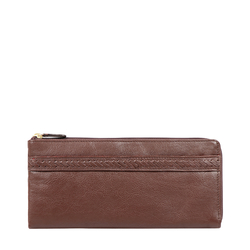 MINA W4 RF WOMENS WALLET RANCH,  brown
