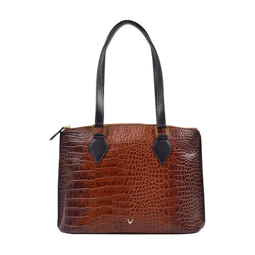 Scorpio 02 Sb Women s Handbag Croco,  tan