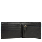Asw004 Men s Wallet, Regular,  black