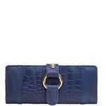 Nakasu W2 (Rfid) Women s Wallet, Croco Melbourne,  blue