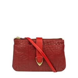 Yangtze W3 (Rfid) Women's Wallet, Elephant Mel Ranch,  red, elephant