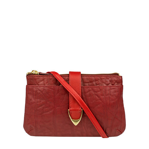 Yangtze W3 (Rfid) Women s Wallet, Elephant Mel Ranch,  red, elephant