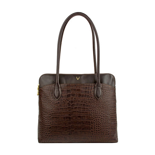 SB Fabiola 02 Women s Handbag Croco,  brown