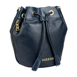 Atlas 01Crossbody,  midnight blue, lamb