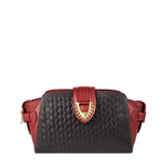 Ee Liya 03 Women s wallet, Woven,  brown