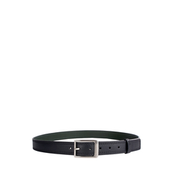 Xavier Men's Belt, Regular Ranch, 34-36,  black