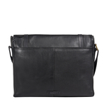 Ee Fleet Street 03 Messenger Bag, Siberia,  black