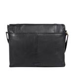 Ee Fleet Street 03 Messenger Bag, Siberia,  black