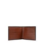 EE 017SC(RFID) MENS WALLET REGULAR PRINTED,  brown