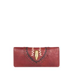 Swala W2 (Rfid) Women's Wallet, Kalahari Mel Ranch,  red