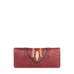 Swala W2 (Rfid) Women's Wallet, Kalahari Mel Ranch,  red