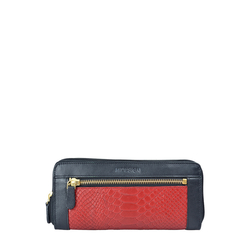 Libra W2 sb (Rfid) Women's Wallet Melbourne Ranch,  red