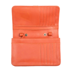 Heather W3 (Rfid) Women s Wallet Ranch,  lobster