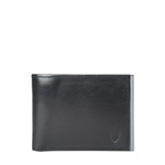 265-L109F (Rf) Men s wallet,  black