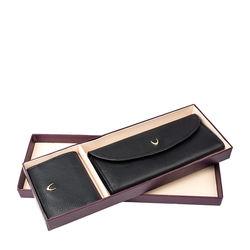 GIFT BOX LUXURY LADIES-COMBO,  black