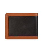 342 017 RF SB MENS WALLET WAX SPLIT,  brown