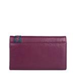Drew W2 Women s Wallet, Roma,  aubergine