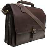 Iceman 02 Briefcase,  brown, escada