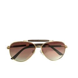 Jamaica Men's sunglasses,  gold